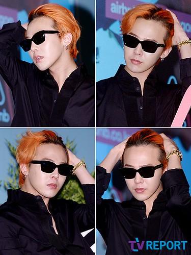 G-Dragon - Airbnb x G-Dragon - 20aug2015 - TV Report - 19