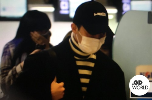 Big Bang - Gimpo Airport - 31dec2015 - GD World - 01
