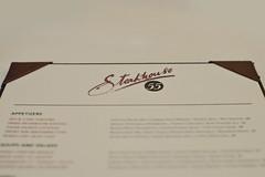 Steakhouse 55 - Menu