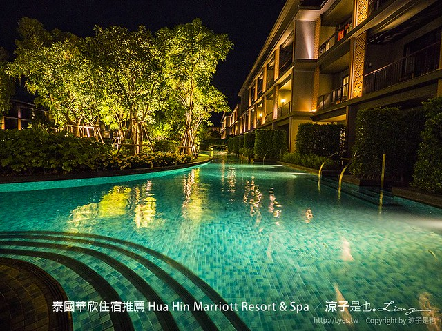 泰國華欣住宿推薦 Hua Hin Marriott Resort & Spa 21