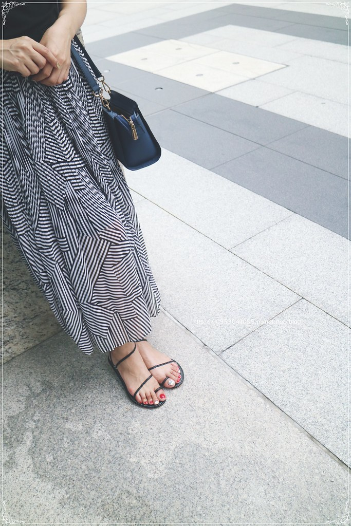 LA REINE菈韓娜 波西米亞風格指甲 (10)