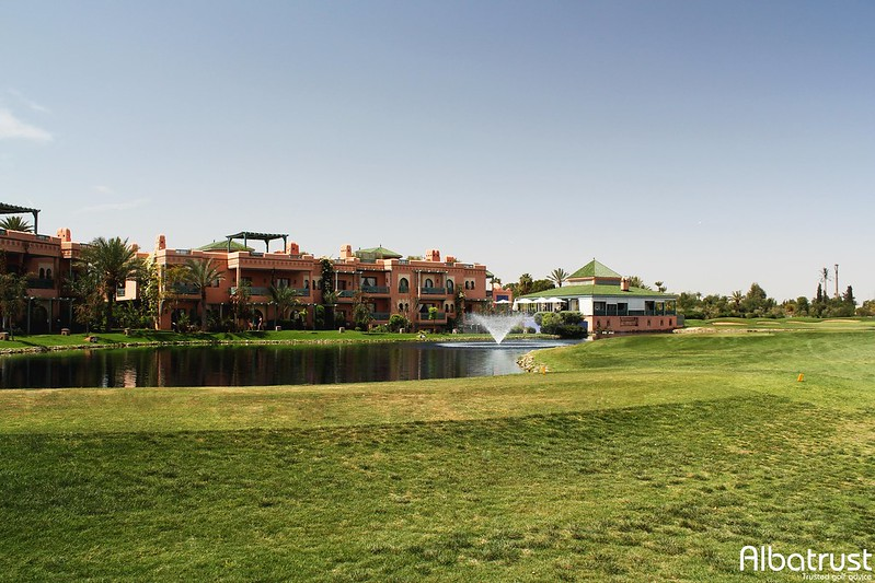 photo du golf Palmeraie Rotana Resort - Marrakech - Parcours