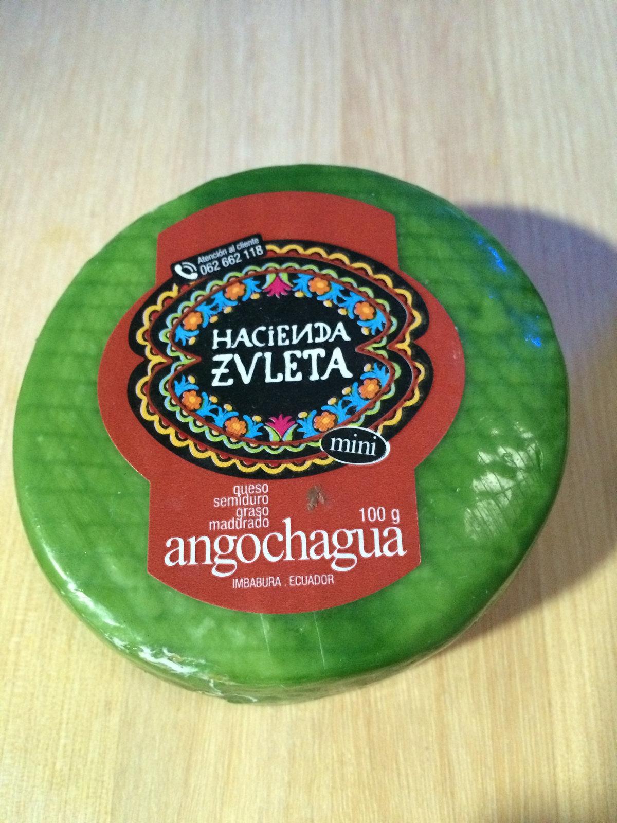 Cabernet Sauvignon and Hacienda Zuleta Cheese 2