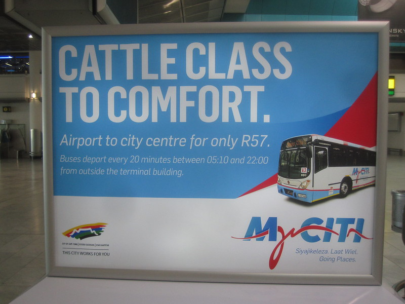 Cape Town South Africa Myciti