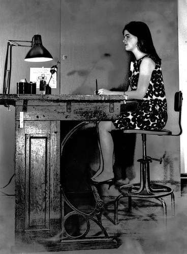 Deborah Shapley 1965