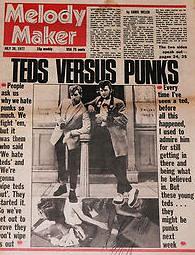 Teds vs. Punks