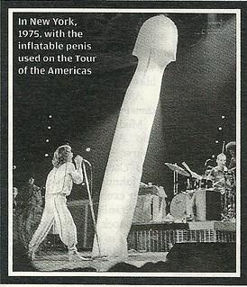 197(Undated) Rolling Stone Magazine (Jagger - NYC, 1975)
