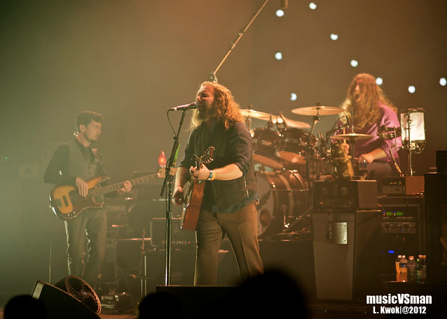 My Morning Jacket @ Peabody Opera House
