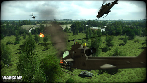Wargame: Airland Battle Announced With Teaser Trailer