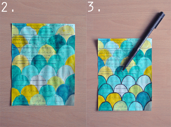 Little Birds Blog Easy Wall Art DIY Enchanting Easy Patterns To Paint