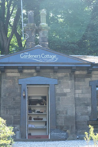 the gardener's cottage