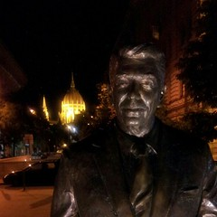 Another Ronald Reagan statue
