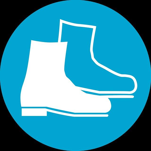 Uso obligatorio de calzado de seguridad flickr photo - Calzados de seguridad ...