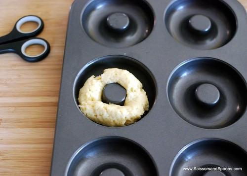 Making Doughnuts - Cinnamon Sugar Topping