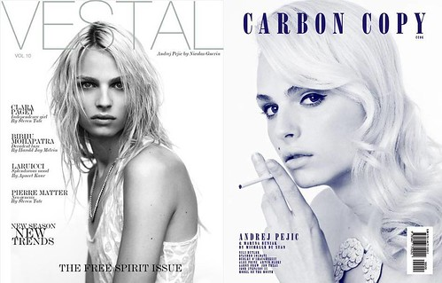 Andrej-Pejic-portadas-Vestal-Carbon-Copy