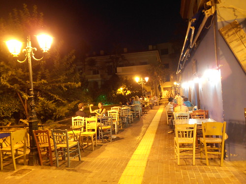 Athens: Restaurant in Thision