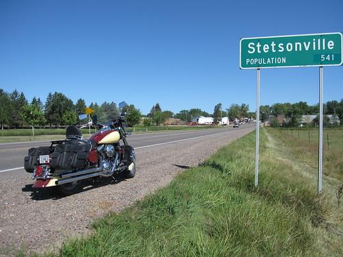 08-17-2012 Ride - Stetsonville, WI