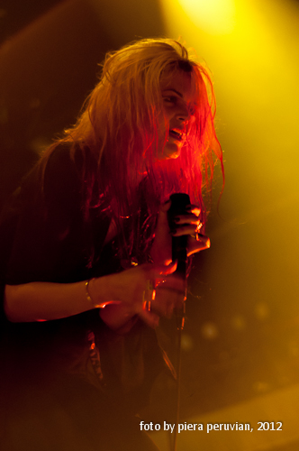 Beat Review:  The Kills @ The Mayan Theatre 08/14/2012