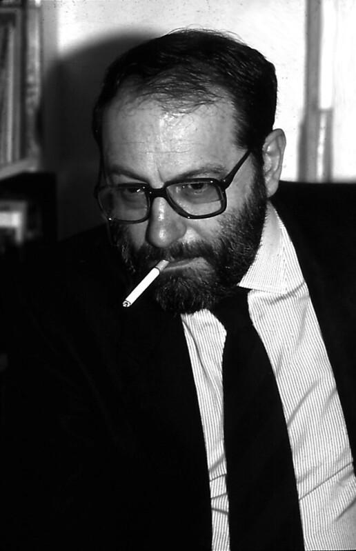 Umberto Eco 1981