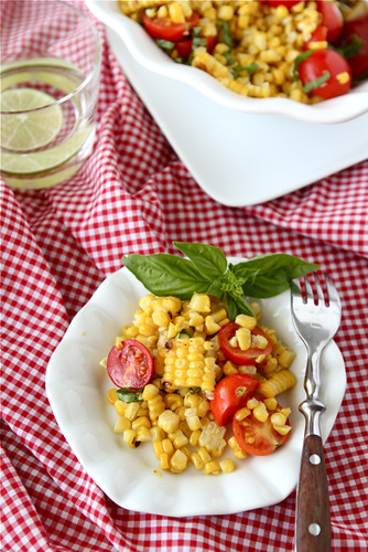... corn salad with basil charred corn salad with basil charred corn salad