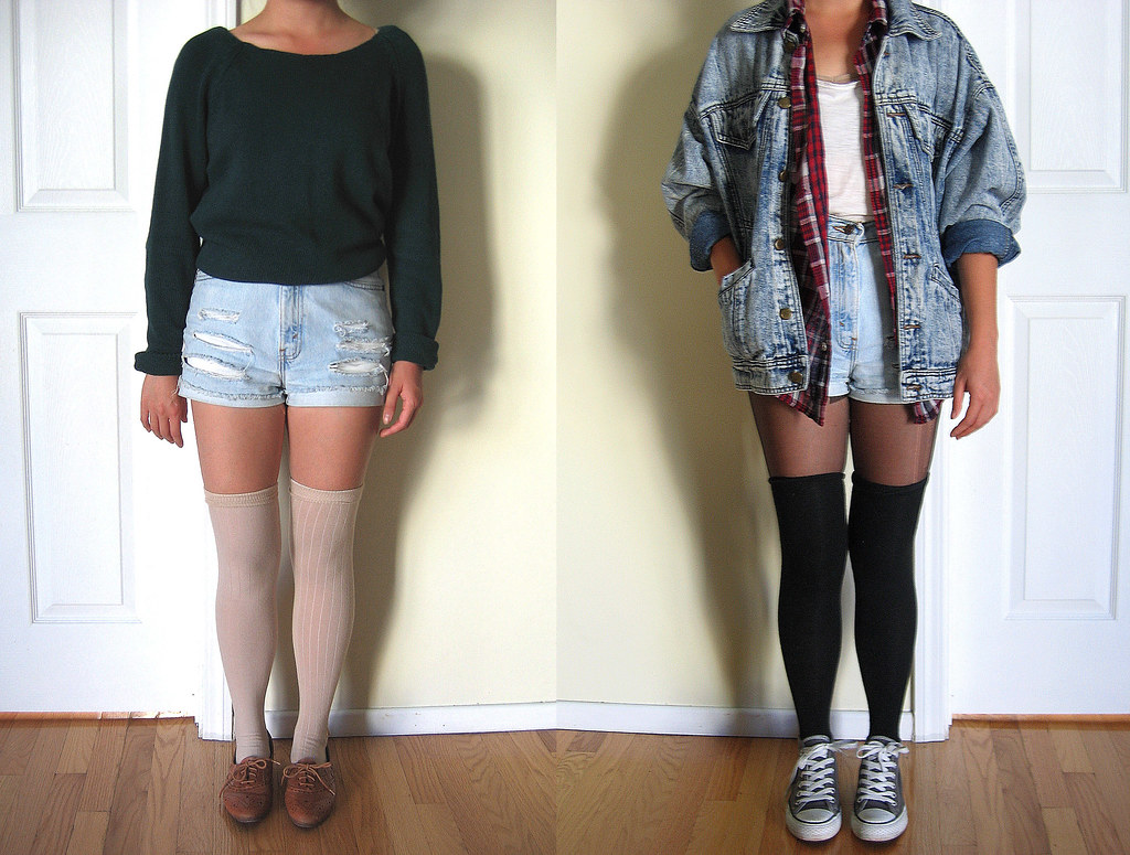 Cute high waisted shorts outfits