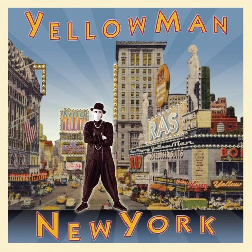 Yellowman 'New York' CD (2003)