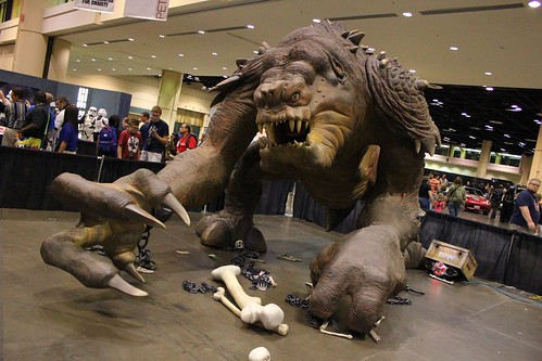 Rancor - Star Wars Celebration VI
