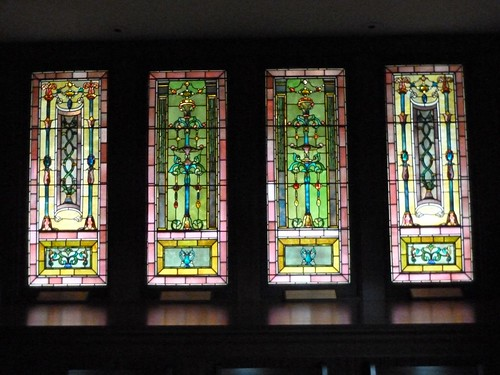 More La Farge windows