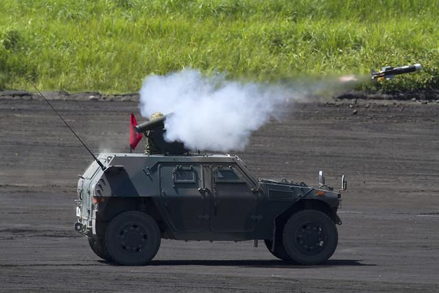87式対戦車誘導弾