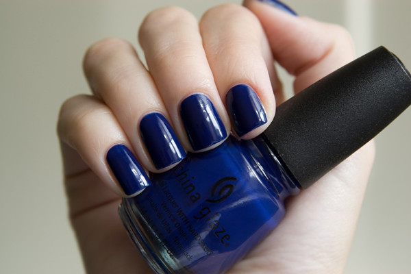 China Glaze Bermuda breakaway