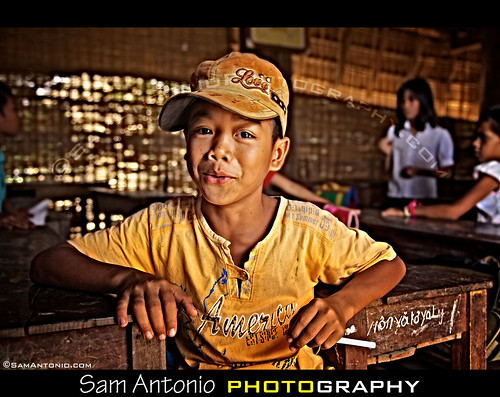 Ready for Take Off in Kon Tum, Vietnam by Sam Antonio Photography