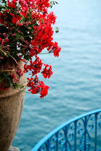 Italy - Amalfi - Villa San Michele