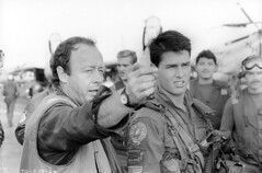 Tony Scott Behind the Scenes Top Gun with Tom Cruise