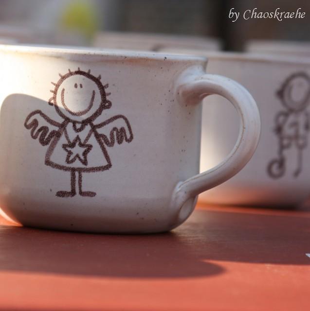 Tasse für Engel