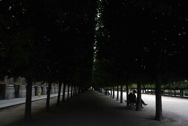 City Travel - Jardin du Palais Royal, Paris