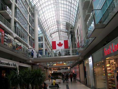 Eaton Centre, 3rd Level