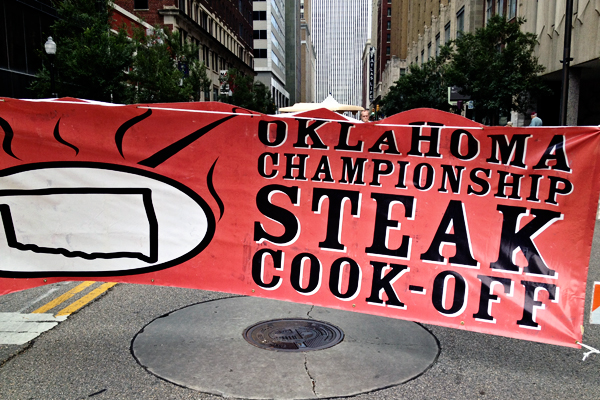 2012 OK Steak Cook-off
