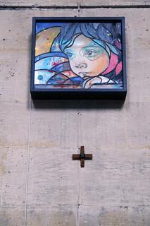 Image of Chapelle Saint-Louis de la Salpêtrière. paris 75013 c215 13earrondissement chapellesaintlouis hôpitaldelasalpêtrière