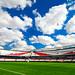 Estadio Vespucio Liberti by Diego Epstein