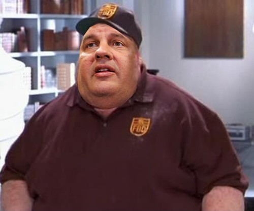 MEET CHRIS CHRISTIE by Colonel Flick