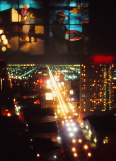 Louisiana   -   New Orleans   -   View from The Top of the Mart   -   April 1973