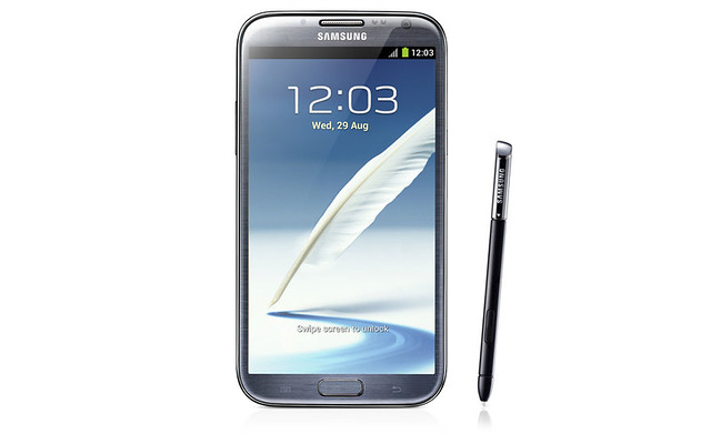 Samsung Galaxy Note II - Titanium Grey
