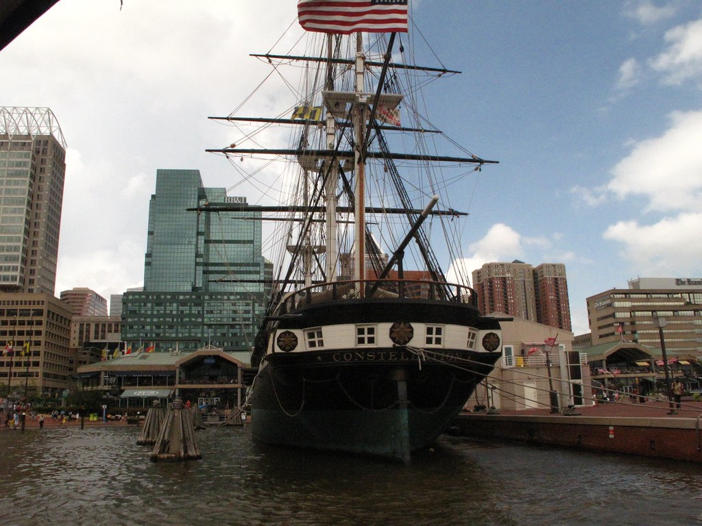 43 Cool Photos Of Uss Constellation In Baltimore Maryland