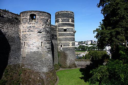 Side-of-castle