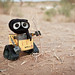 Wall-E, the nomad by Juldavs
