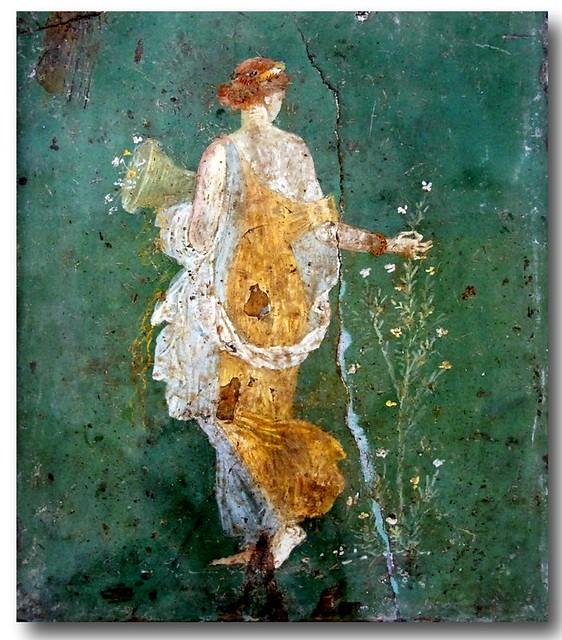 Herculaneum Wall Paintings