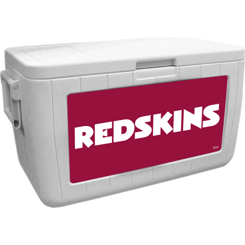 Washington Redskins Large Coleman Cooler