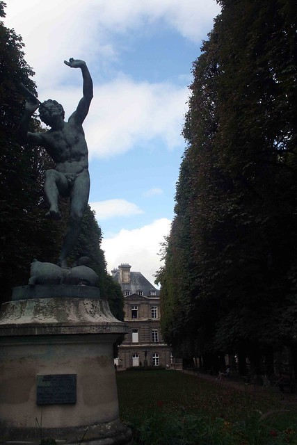 City Travel – Jardin du Luxembourg, Paris