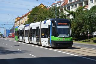 MZK Szczecin 804 [Szczecin tram]