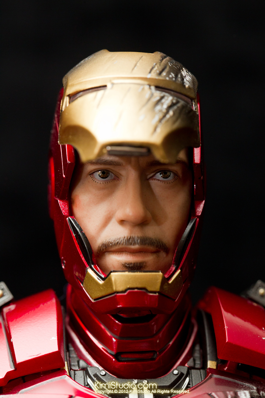 2012.09.01 Hot Toys Iron Man Mark VI-038
